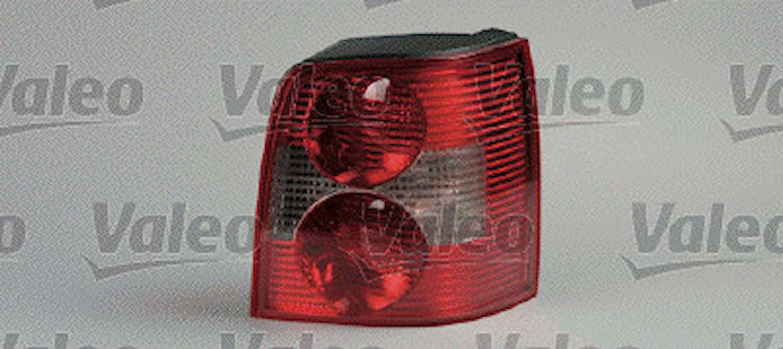Baklykta vä VW Passat kombi