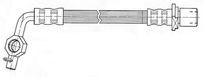 Bromsslang