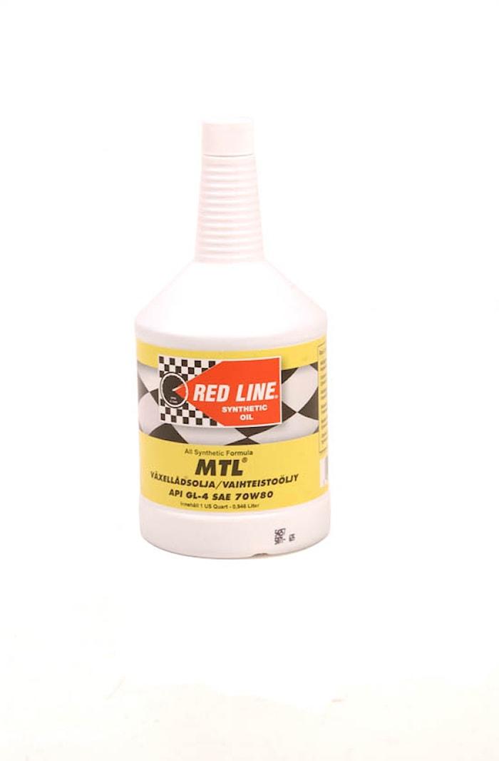 Växellådsolja MTL 1 quart