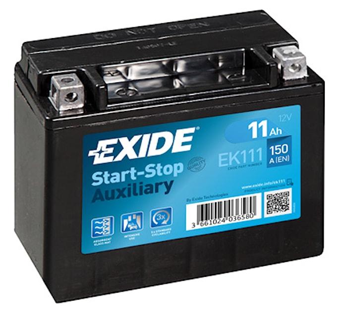 Batteri Auxilia