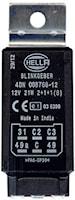 Blinkrelä 12V 6-ansl(C+C2+C3)