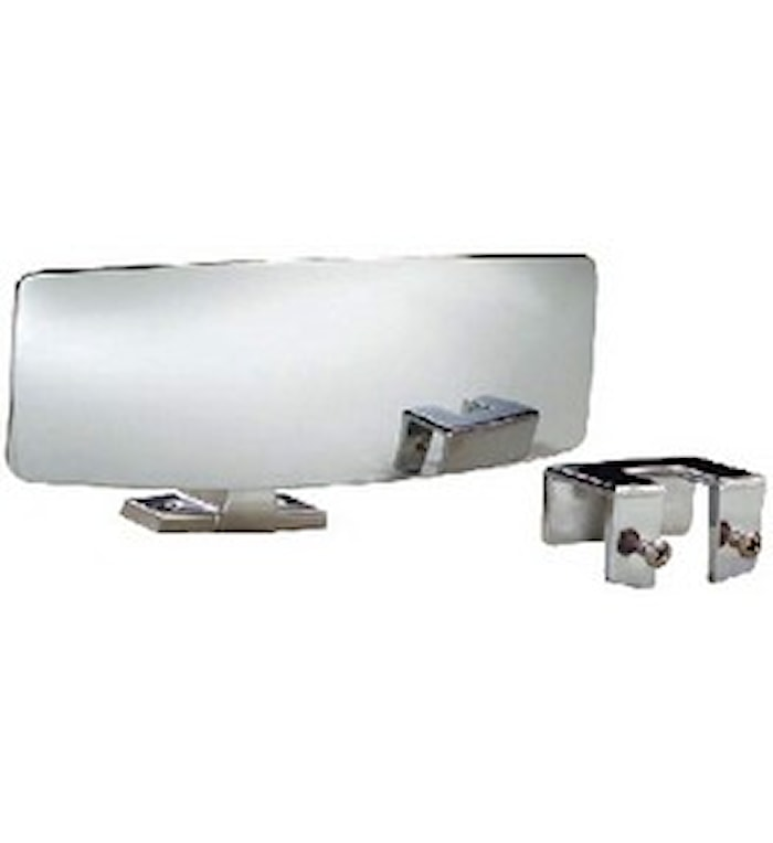Backspegeln