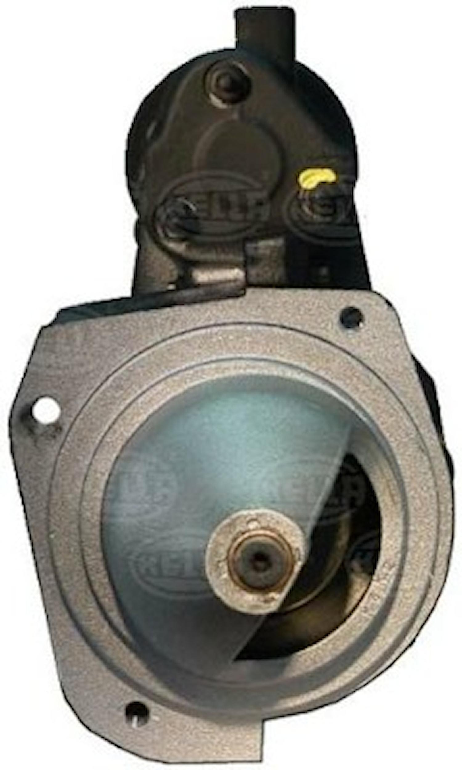 Startmotor utbytes 12V/24kW
