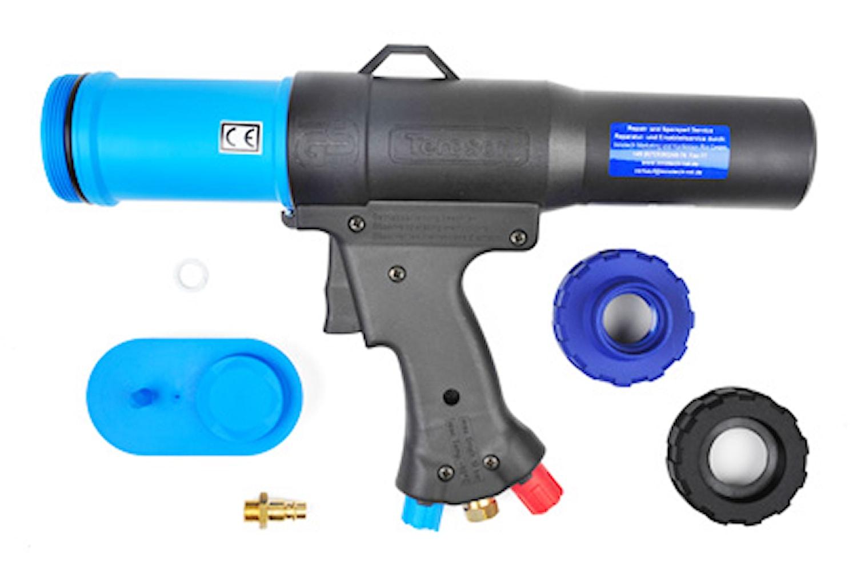 MultiPress teleskoppistol