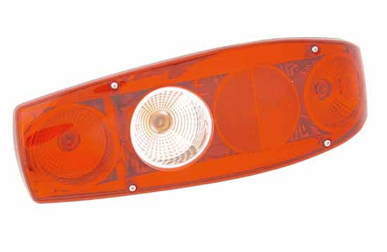 Bakl vä 12V 504x178mm m reflex