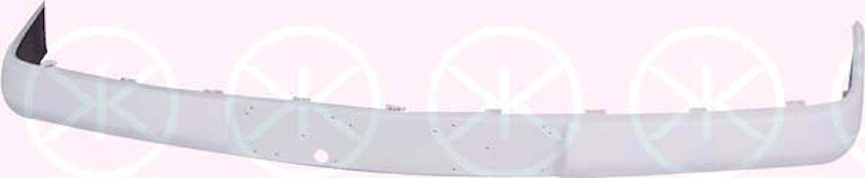 Gummilist fram m/grundlack 93-