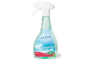 Fönsterputs Spray