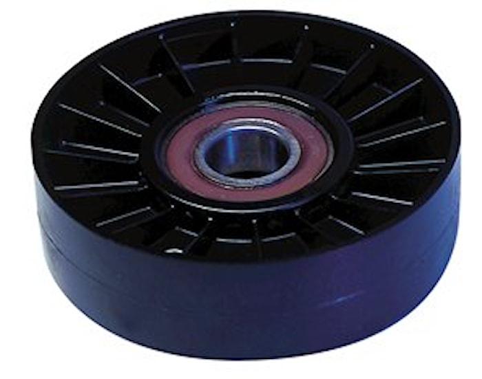 Remhjul (plast,90x17mm)