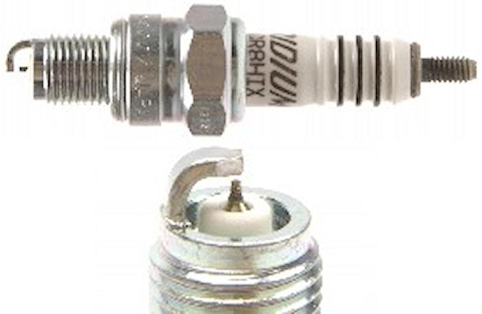 7669-MC-/Mopedstift-Iridium IX