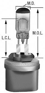 Lampa/styck/halogen