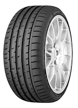 Continental SportContact 3 87Y