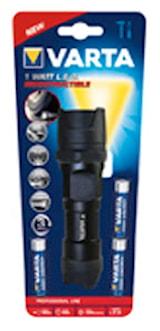 Ficklampa 1W LED Indestructibl