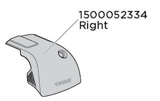 Lock höger Edge 959X