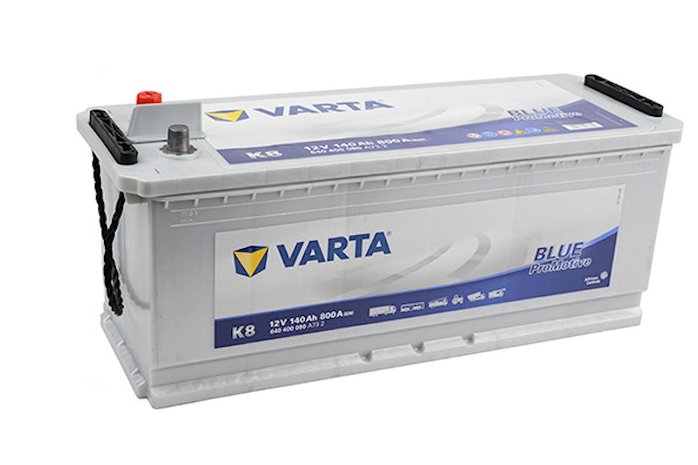 Batteri K8 PRO blue HD140