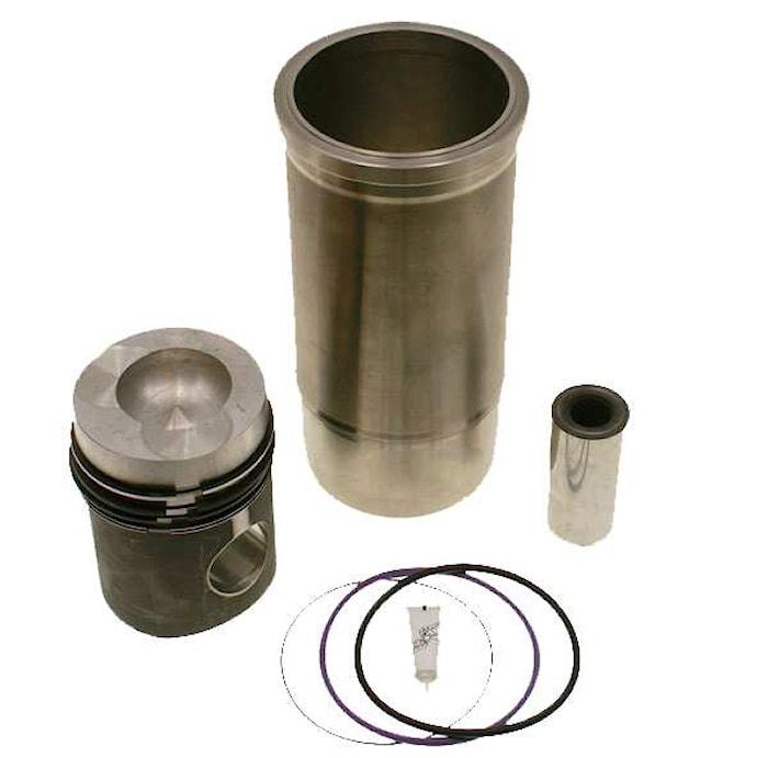 Cylinderfodersats