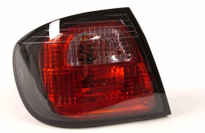 Baklykta vä Nissan Primera