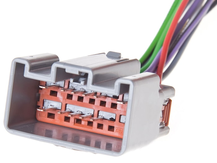 Adapter ISO Land Rover 2010-