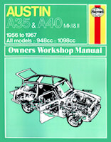 Austin A35 och A40 (56 - 67)