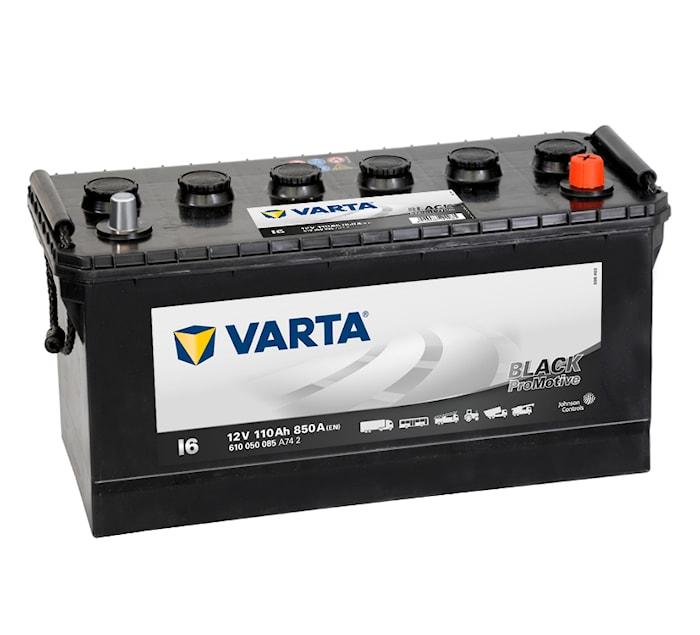 Batteri I6 PRO black HD110