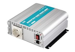 Inverter 600W 12V mod. Sinus