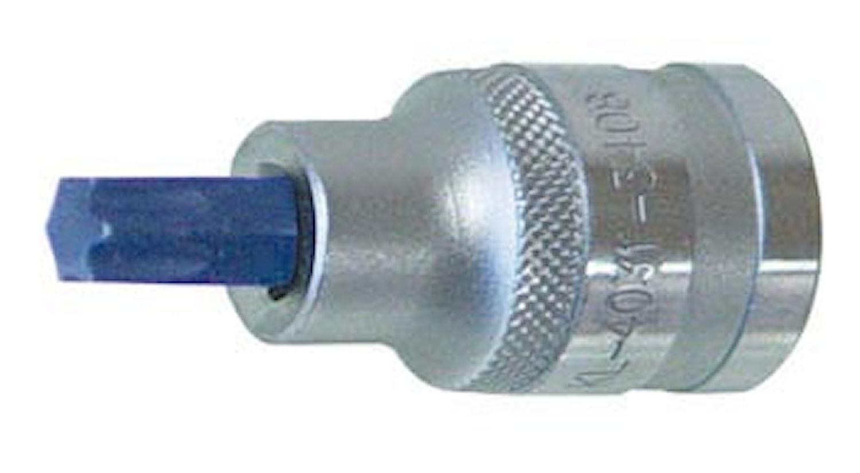 Sats med bitshylsor (Torx®), 1