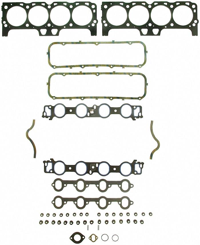 Sotningssats/Ford 460
