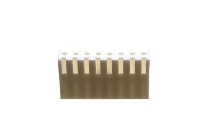 Isolator 8-polig för modulcock