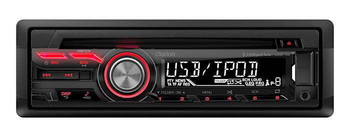 Bilstereo CD MP3 WMA USB