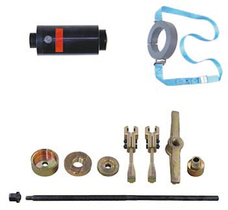 Dragverktyg för BMW E39