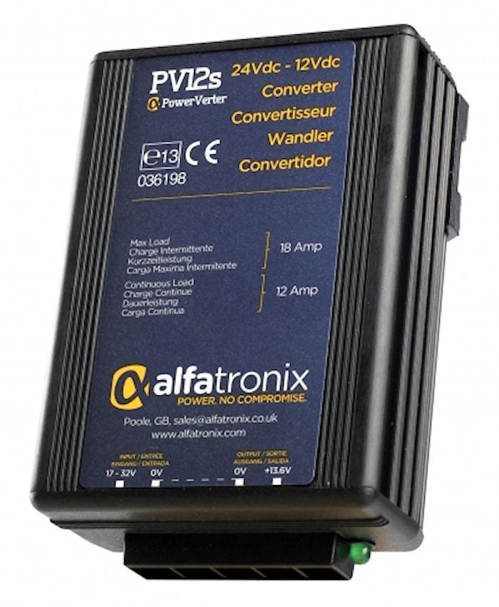 Converter 24-12V 12A oisolerad