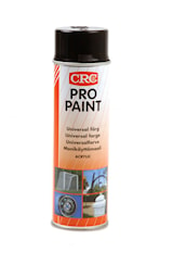 CRC ProPaint svart blank 500ml