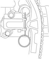 Låsdornssats Ford 2.0/2.4 TDCi