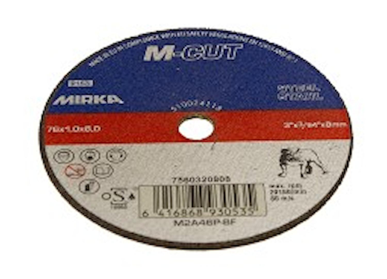 Kapskiva M-Cut 76 x 1,0 x 8,0