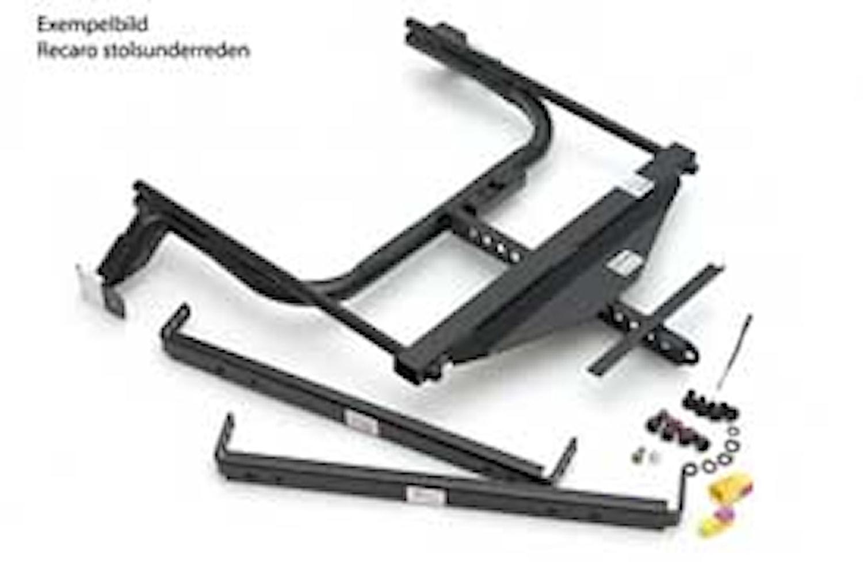 Stolsunderrede Subaru Legacy