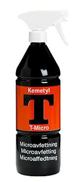 Avfettningsmedel T-Micro Fdbl