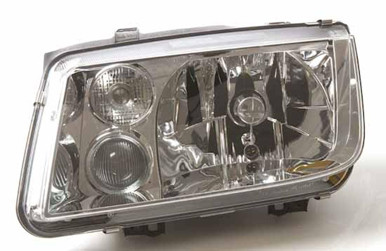 Strålk vä H4/H3 m blinkl VW