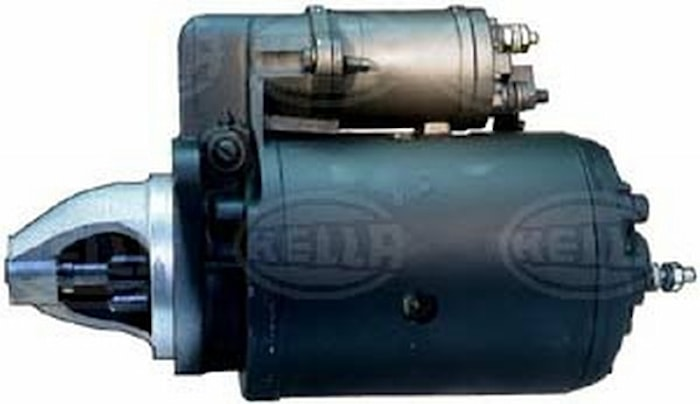 Startmotor utbytes 12V/2,8kW