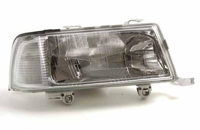 Strålk hö h4/h1 audi 80/coupé