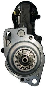 Startmotor utbytes 12V/2,0kW