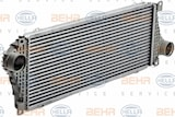 Intercooler/Laddluftkylare