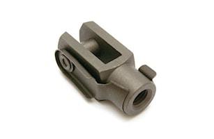 Gaffel 10mm, M10, L=40, T=10