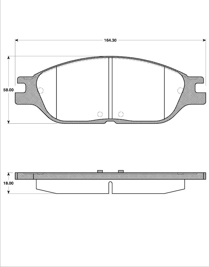 Belägg HP T1312