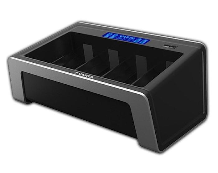 Batteriladdare LCD Universal