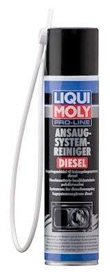 Insugsrengörning diesel (PRO)