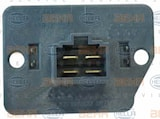 Motstånd uppvärmning/ventilati