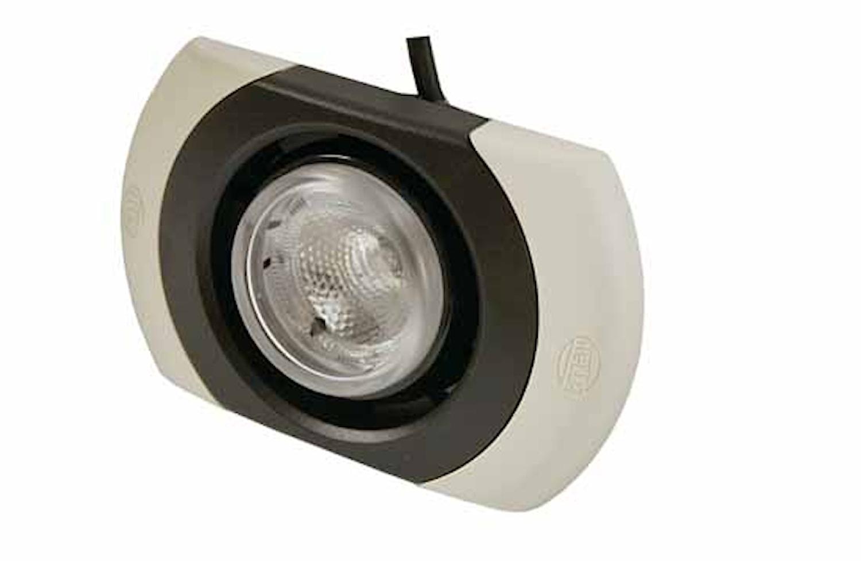 Spotlight 9-31V LED Celis röd
