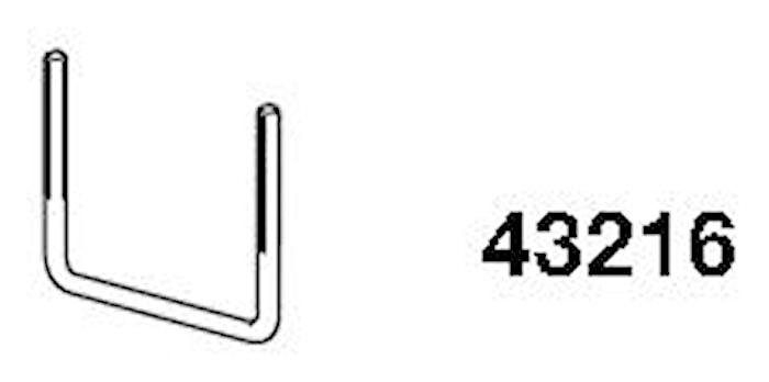 U-bygel Easy Snap M8 cc90mm