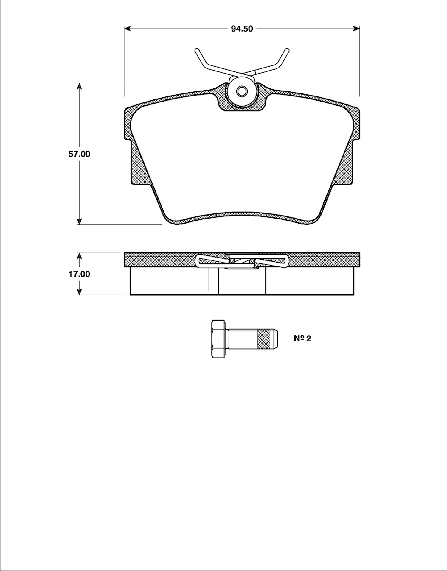 Belägg HP T1390
