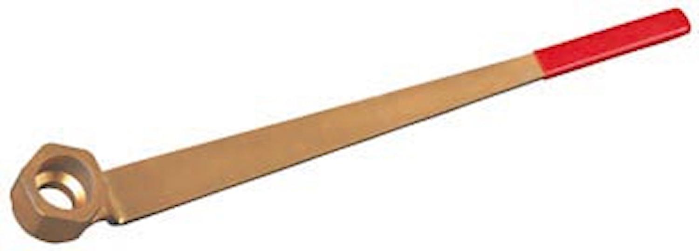Mothållsnyckel för vevaxel
