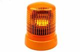 Varningsfyr 12V gul KL 7000 F